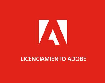 Licenciamiento Adobe