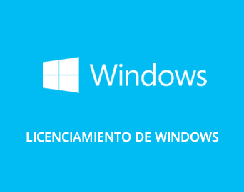 Licenciamiento de Windows